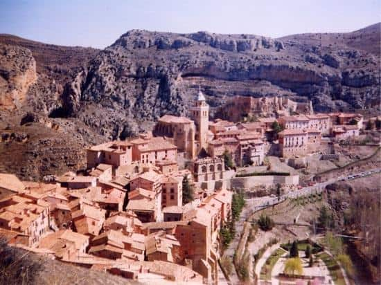 Albarracín-teruel