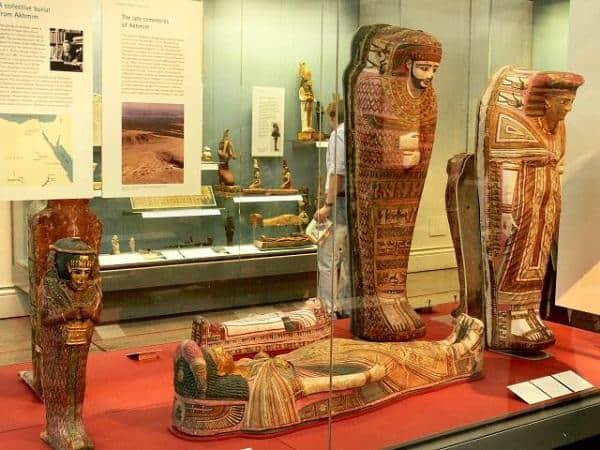 Visitar el Museo Británico