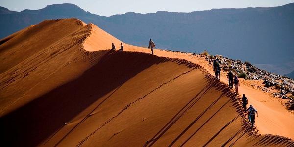 Consejos para hacer trekking en el desierto