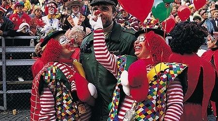 Los carnavales de Münich
