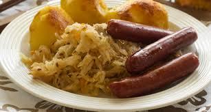 La gastronomía alemana