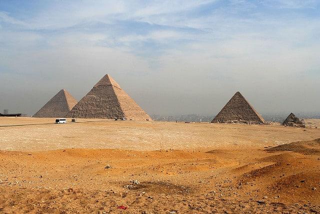 10 lugares para visitar en Egipto