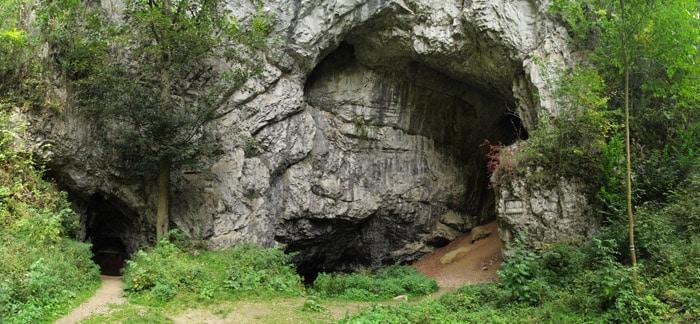 las cuevas de karst