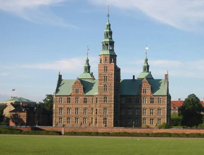 El Castillo de Rosenborg