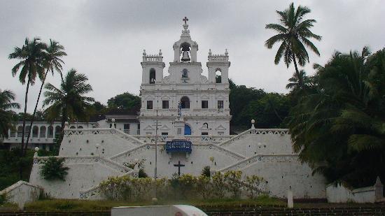 Visita Panaji en India