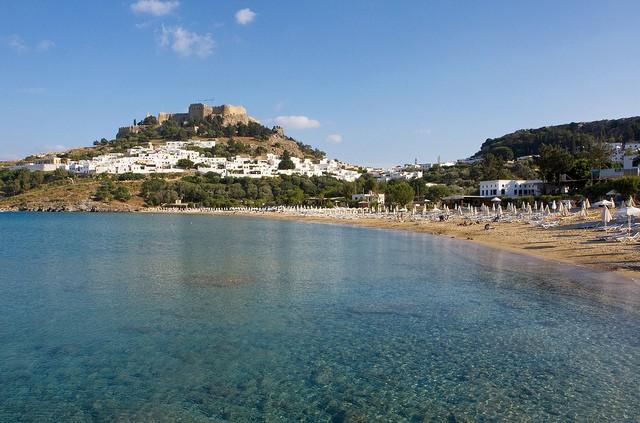 playa-lindos-grecia