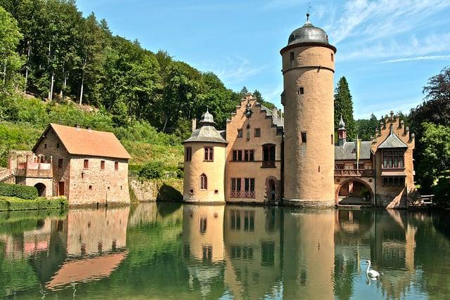 Los 10 castillos más hermosos para visitar en Alemania