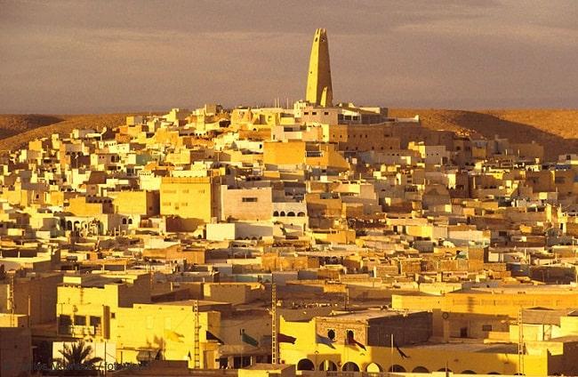 Turismo en Argelia