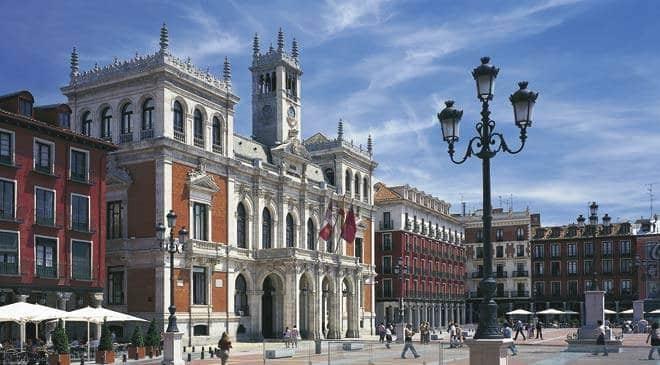 La ciudad de Valladolid