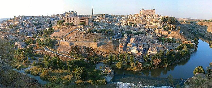 La ciudad de Toledo