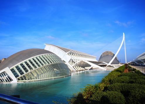 La ciudad de Valencia