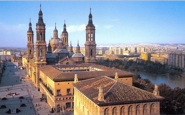 La ciudad de Zaragoza