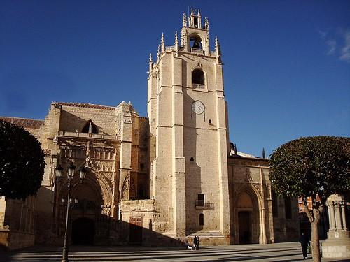 La ciudad de Palencia