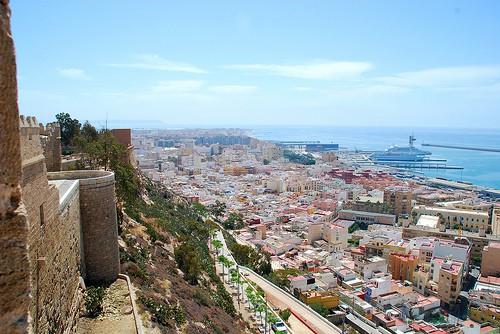 La ciudad de Almería