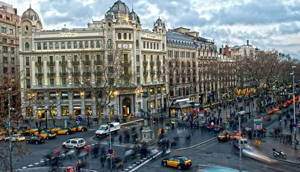 La ciudad de barcelona turistum Hoteles en barcelona ciudad