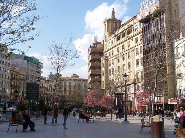 La ciudad de Granada
