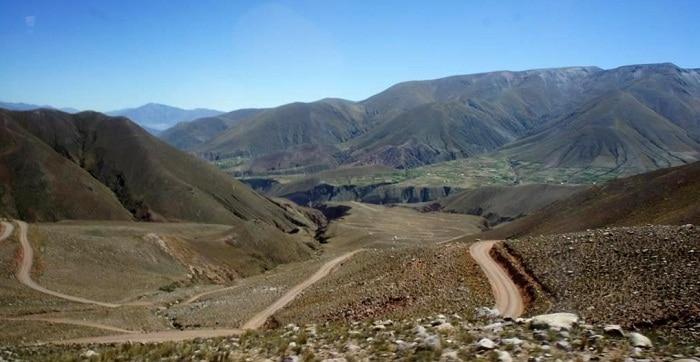 Los pasos andinos más bellos de Argentina