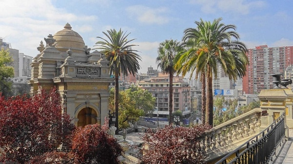 Lugares para conocer en Chile