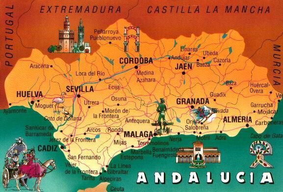 Historia de Andalucía