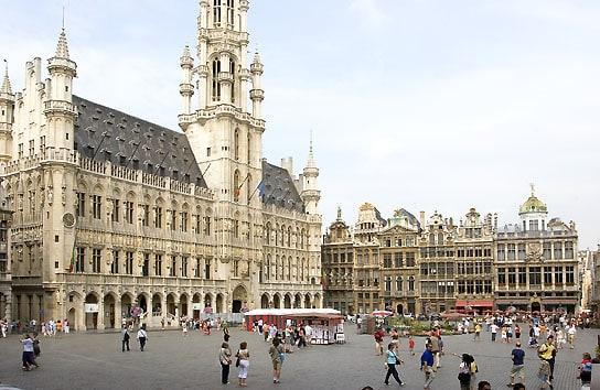Grand place turistum - Office de tourisme bruxelles grand place ...