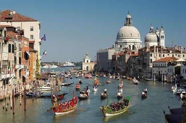 Turismo en Venecia