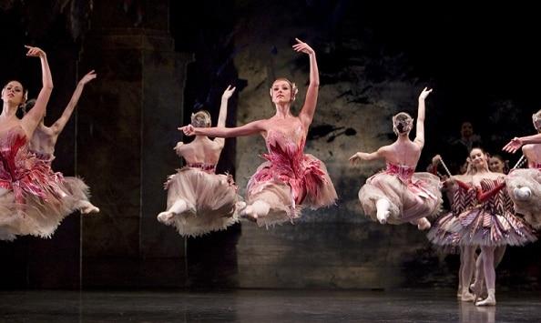 Ir al ballet en Londres