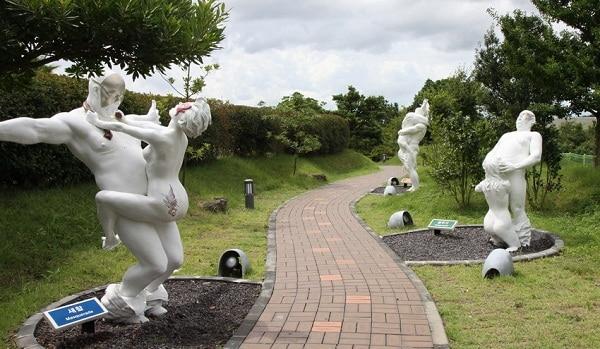 Parque del Amor o Jeju Loveland
