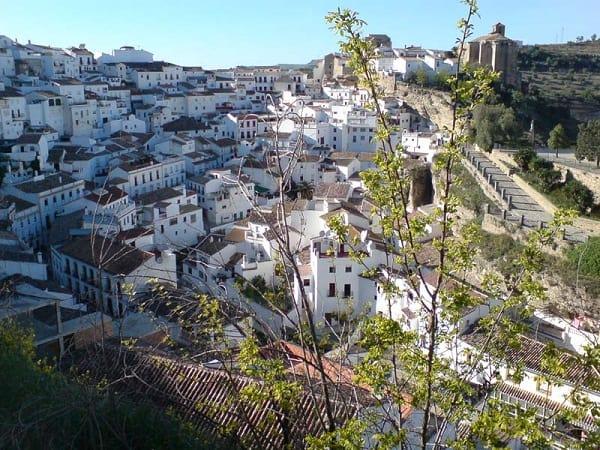 Los pueblos blancos del sur de España