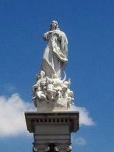 La Plaza del Triunfo