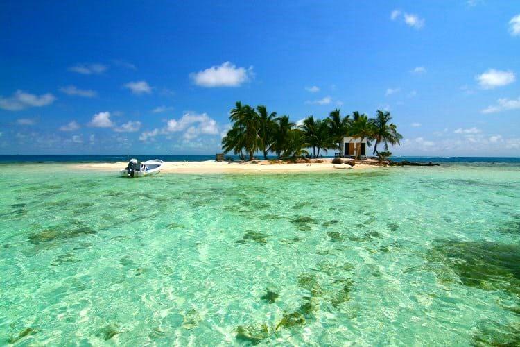Las 10 islas más hermosas de Belice