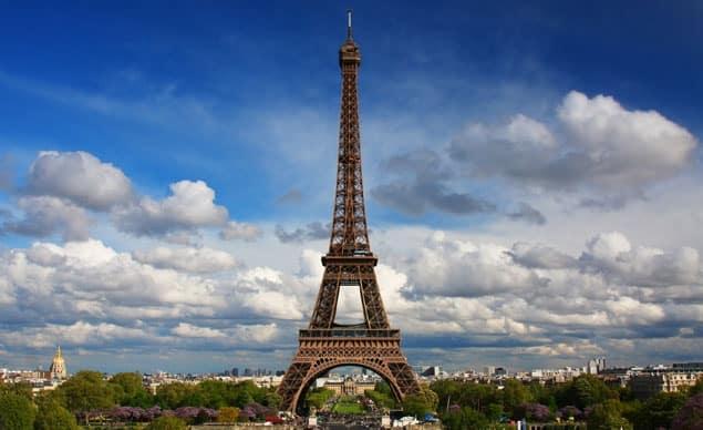 10 imágenes de Paris