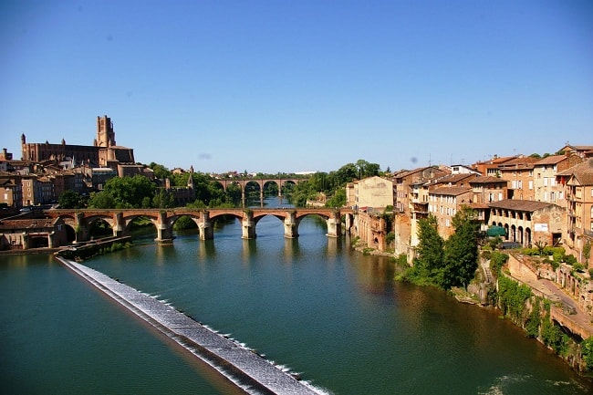 Historia de Toulouse