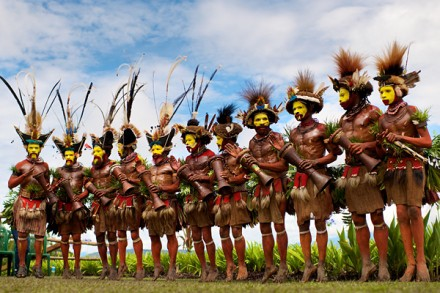 Visitar Papua Nueva Guinea