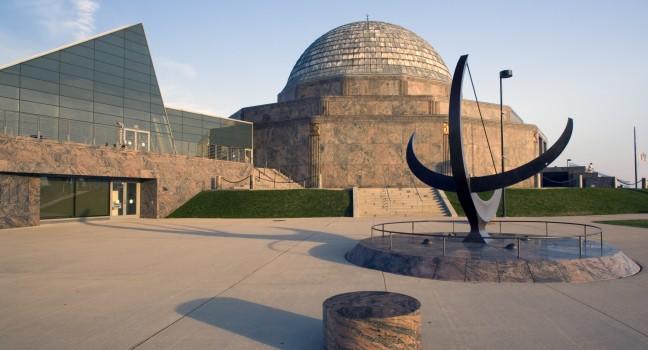 Planetario Adler de Chicago