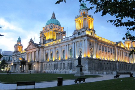 Visitar Belfast