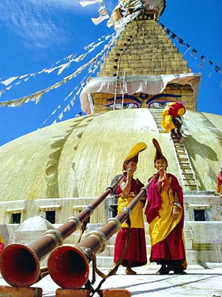 Visitar Nepal