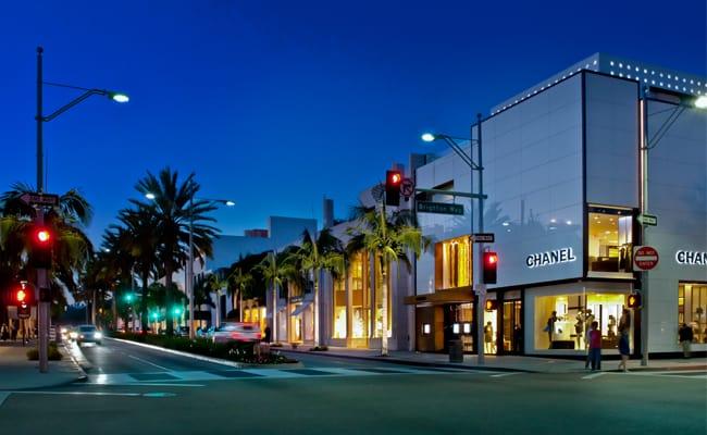 Visitar Beverly Hills