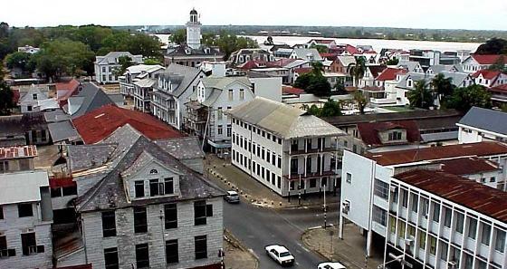 Visitar Guyana Francesa