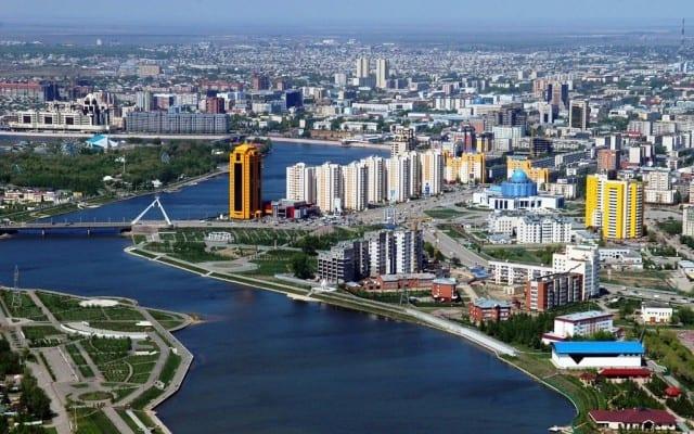Visitar Kazakhastan