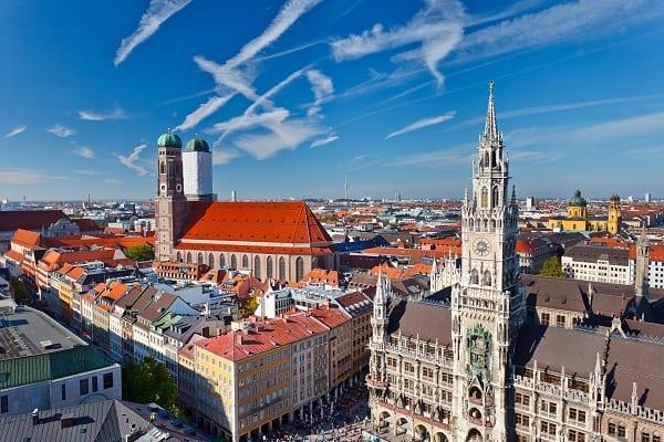 Vuelos a Munich