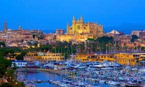 Vuelos a Palma de Mallorca
