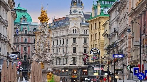 Vuelos a Viena
