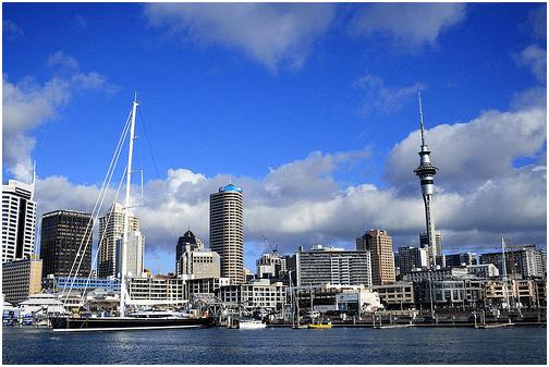 Turismo en Auckland