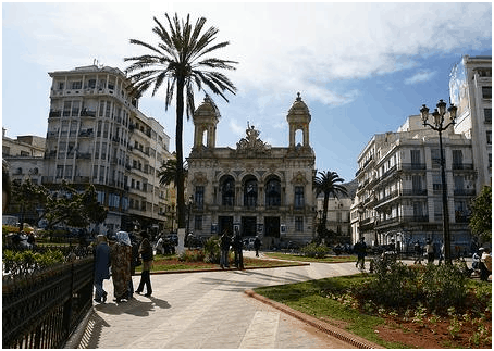Visitar Argelia