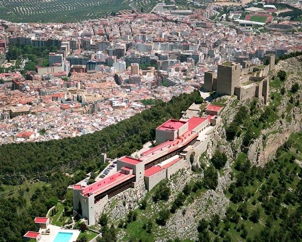 La ciudad de Jaén