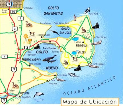 Turismo en Puerto Madryn