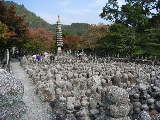 Templo budista Adashino Nenbutsu-ji