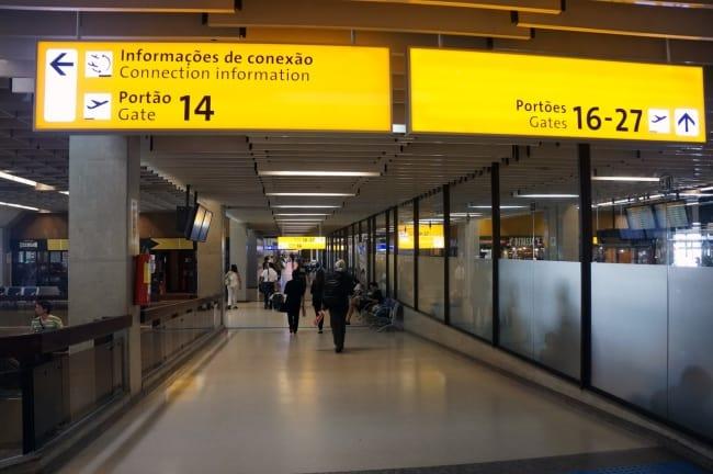 Aeropuertos de San Pablo – Brasil