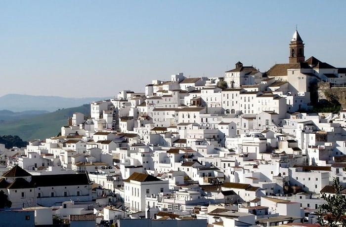 Ruta de los pueblos blancos de España