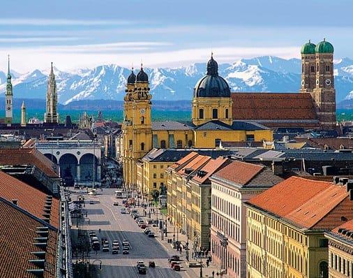 Visitar Munich